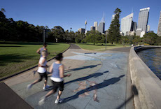 City Art Tour: Sculpture Walk - Circular Quay and Botanic Gardens #2