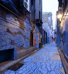 City Art Tour: China Town to Circular Quay